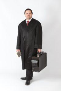 Auch vor Gericht ist Strafverteidiger Thomas Hummel gerne an Ihrer Seite.
